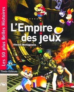 Couverture L'empire des jeux