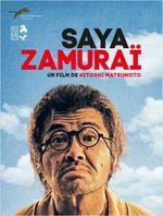 Affiche Saya Zamuraï