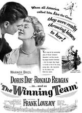 Affiche The Winning Team