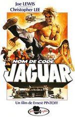 Affiche Nom de code: Jaguar