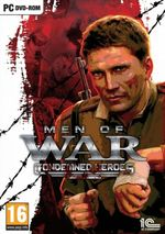 Jaquette Men of War : Condemned Heroes