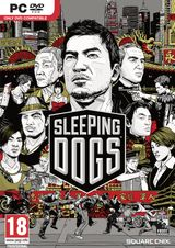 Jaquette Sleeping Dogs