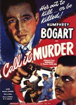 Affiche Call It Murder