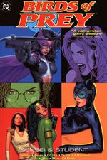 Couverture Birds of Prey: Sensei and Student