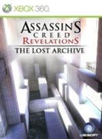 Jaquette Assassin's Creed : Revelations - L'Archive perdue