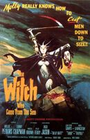 Affiche The witch who came from the sea