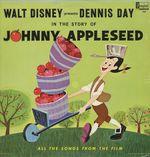 Affiche Johnny Pépin de Pomme