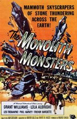 Affiche The Monolith Monsters