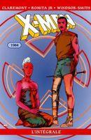 Couverture 1984 - X-Men : L'Intégrale, tome 8