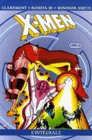 Couverture 1985 (Partie 1) - X-Men : L'Intégrale, tome 9