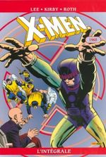 Couverture 1965 - X-Men : L'Intégrale, tome 13