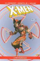 Couverture 1986 (Partie 2) - X-Men : L'Intégrale, tome 14