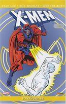 Couverture 1966 - X-Men : L'Intégrale, tome 15