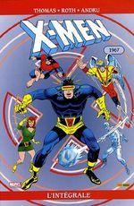 Couverture 1967 - X-Men : L'Intégrale, tome 17