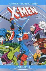 Couverture 1987 (Partie 2) - X-Men : L'Intégrale, tome 18