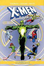 Couverture 1969-1970 - X-Men : L'Intégrale, tome 21