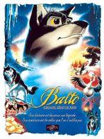 Affiche Balto, chien-loup, héros des neiges