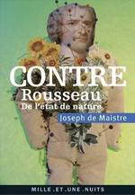 Couverture Contre Rousseau