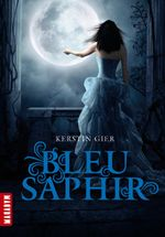 Couverture Bleu Saphir