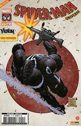 Couverture Hors de contrôle - Spider-Man Universe, tome 1