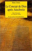 Couverture Le Concept de Dieu après Auschwitz