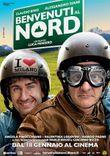 Affiche Benvenuti al Nord