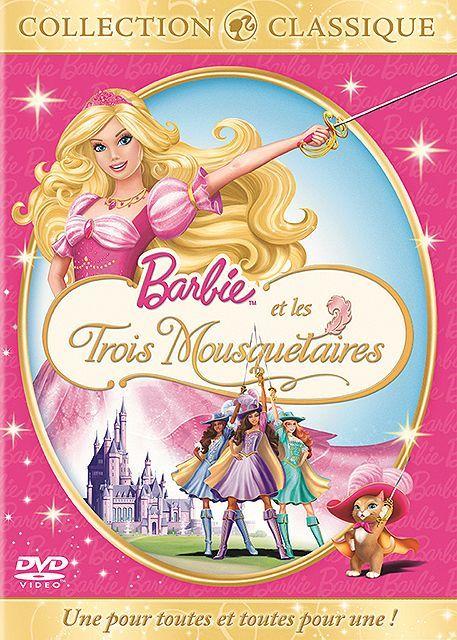 Barbie et les trois mousquetaires film 2009 senscritique - Barbie et les 3 mousquetaires ...