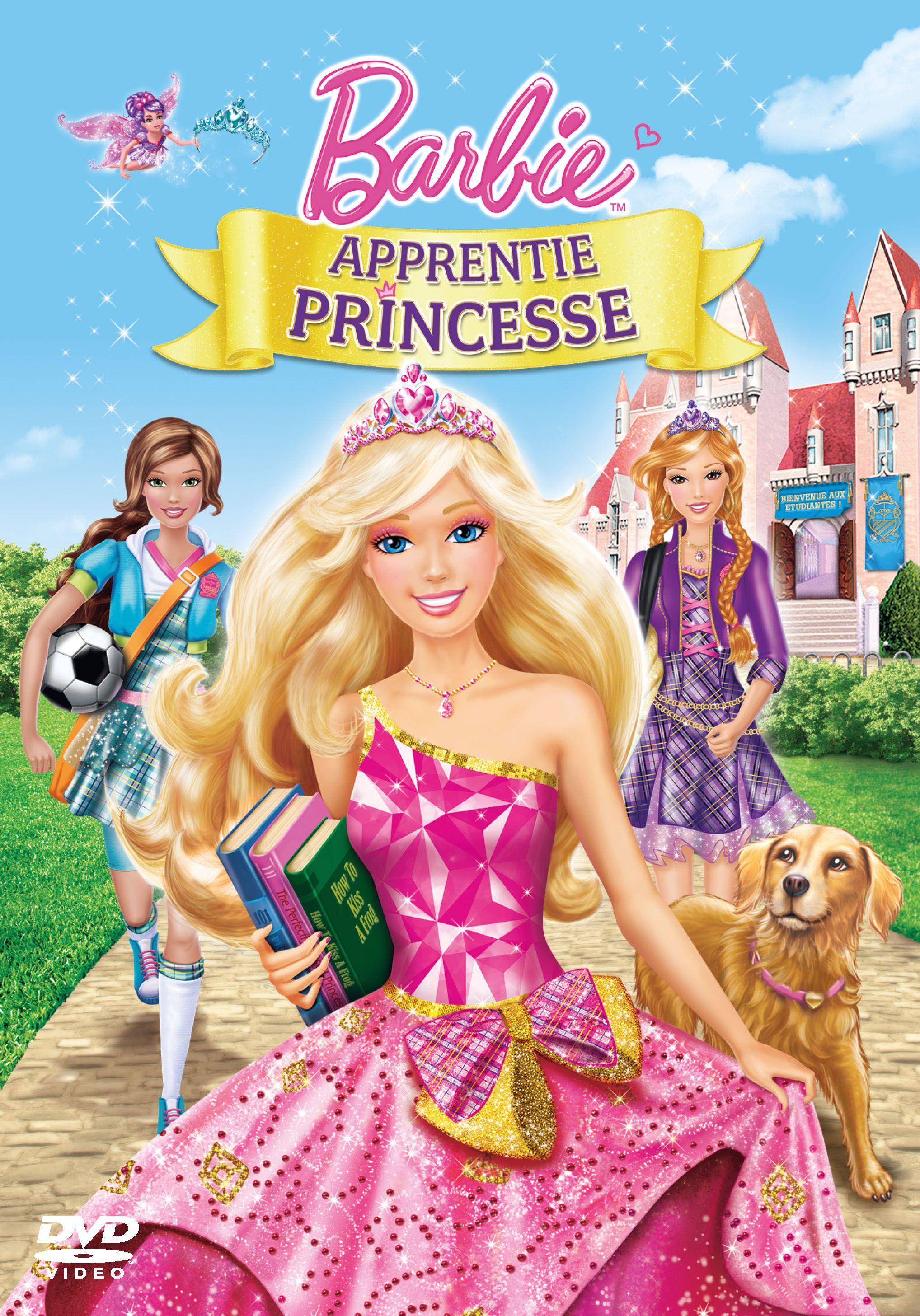 Barbie apprentie princesse long m trage d 39 animation 2011 - Barbie l apprentie princesse ...