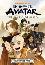 Couverture Avatar : The Last Airbender - The Promise, tome 1