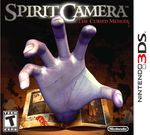 Jaquette Spirit Camera: The Cursed Memoir