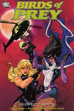 Couverture Birds of Prey: Perfect Pitch