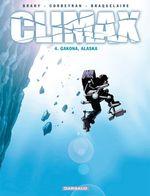 Couverture Gakona Alaska - Climax, tome 4