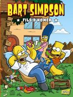 Couverture Fils d'Homer - Bart Simpson, tome 3
