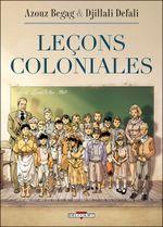 Couverture Leçons coloniales
