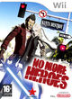 Jaquette No More Heroes