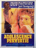 Affiche Adolescence pervertie