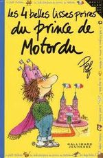 Couverture Les 4 Belles Lisses Poires du prince de Motordu