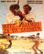 Affiche Avec Django ça va saigner