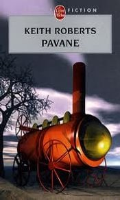 Couverture Pavane