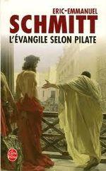 Couverture L'Évangile selon Pilate