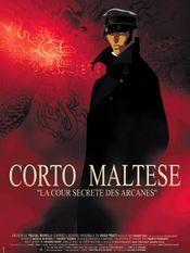 Affiche Corto Maltese : La Cour secrète des arcanes