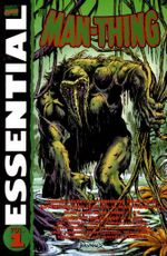 Couverture Essential Man-thing, tome 1