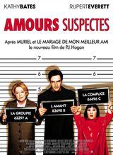 Affiche Amours suspectes