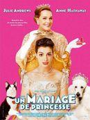 Affiche Un mariage de princesse