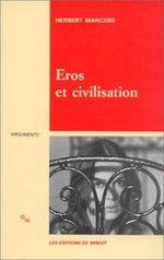 Couverture Eros et civilisation