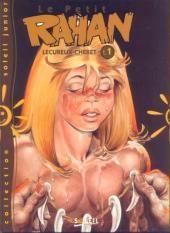 couverture le petit rahan tome 1 - Le Mariage De Rahan