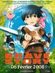 Affiche Brave Story