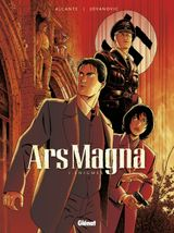 Couverture Énigmes - Ars Magna, tome 1