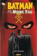 Couverture Batman et le Moine fou
