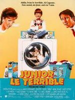 Affiche Junior le terrible